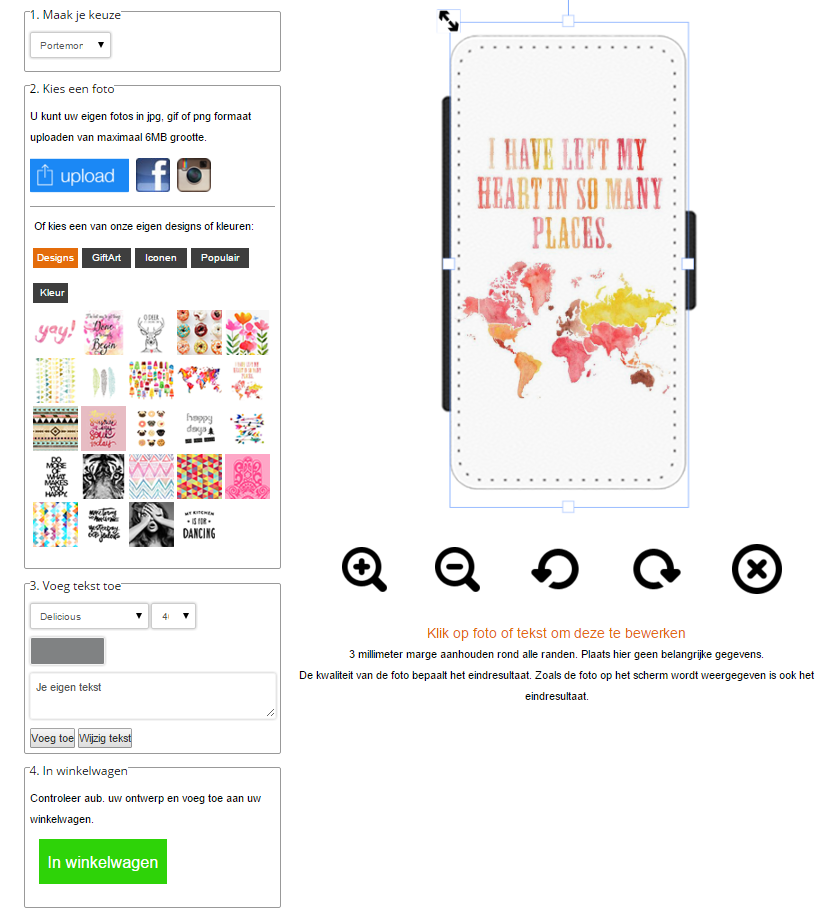 Make your own Samsung Galaxy A5 case