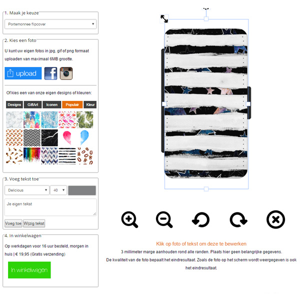 Personalised Samsung Galaxy Note 5 phone case