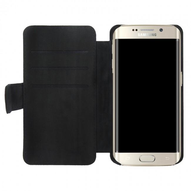 Design your own Samsung Galaxy S6 edge wallet case