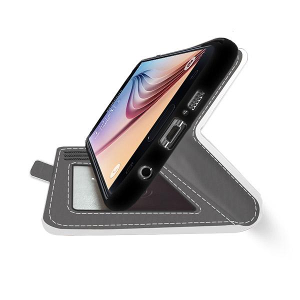 personalised Samsung Galaxy S6 wallet case