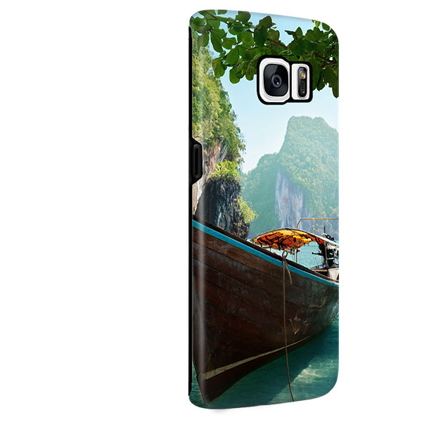 Design your own Samsung Galaxy S7 edge case