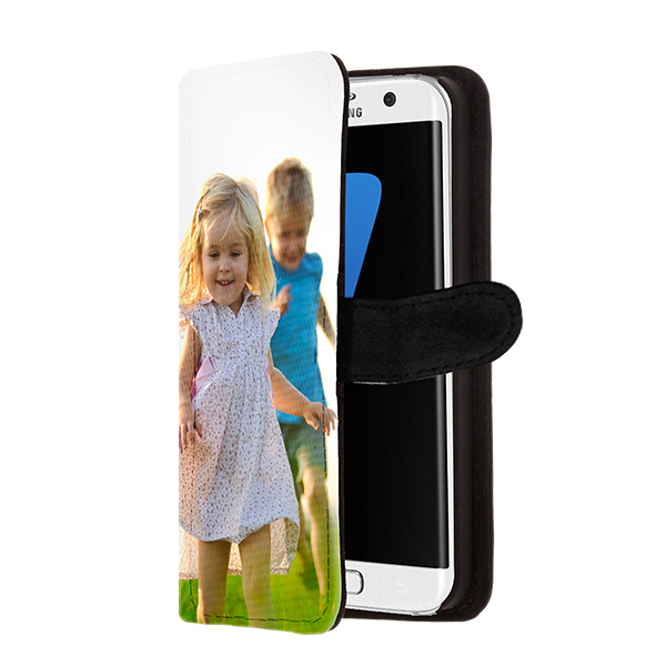 personalised Samsung Galaxy S7 wallet case