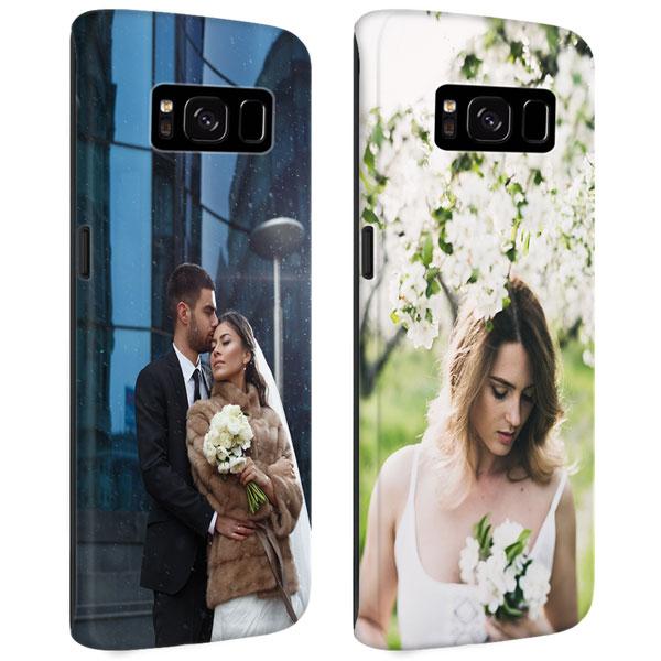 Personalised Samsung Galaxy S8 PLUS case full print