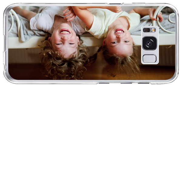 Personalised Samsung Galaxy S8 Plus phone case