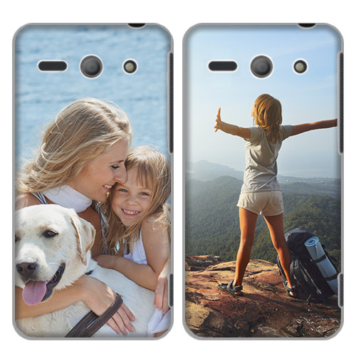 Personalised huawei y530 phone case