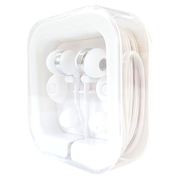 In-ear design earbuds