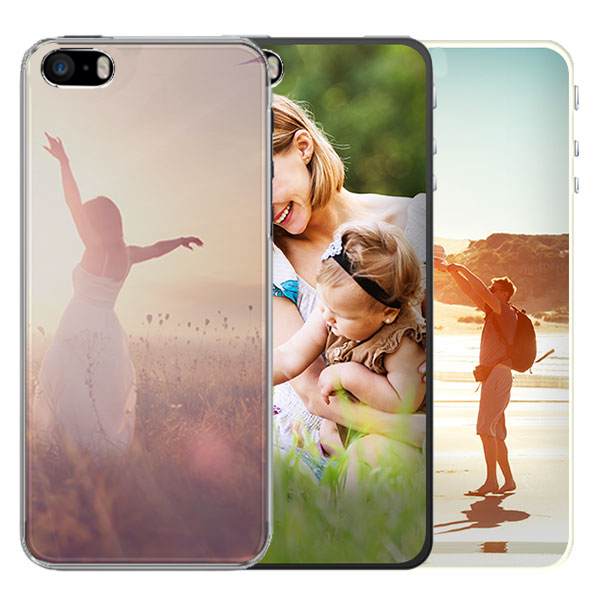Personalised iPhone 5S phone case