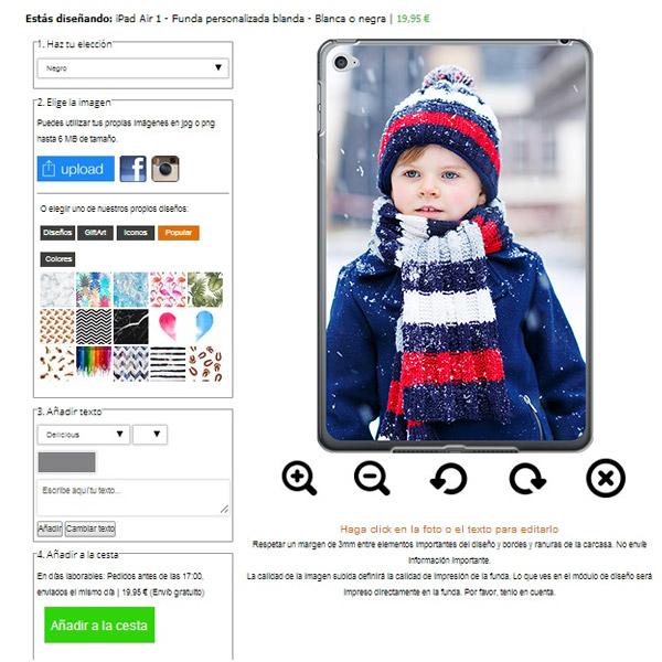 create your own ipad air 2 case