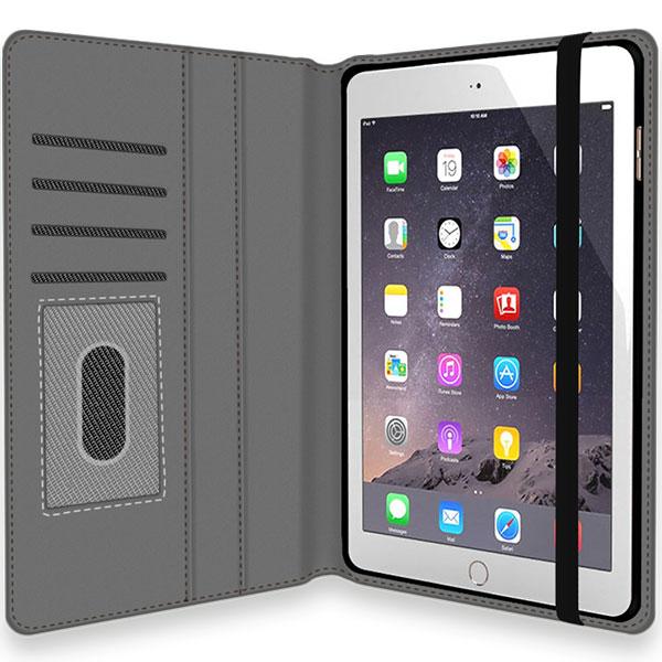 iPad air 2 Wallet cover design