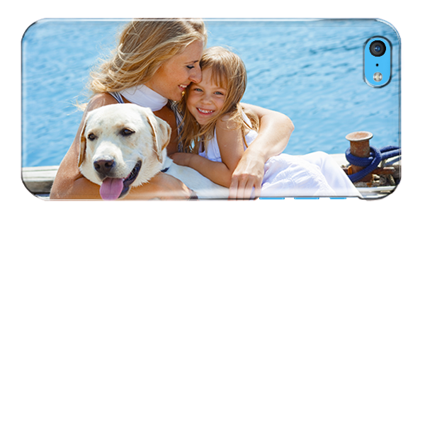 Personalised iPhone 5C case