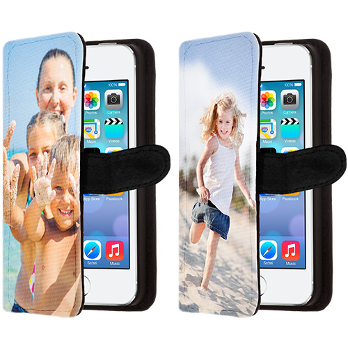 Design your own iPhone 5S wallet case