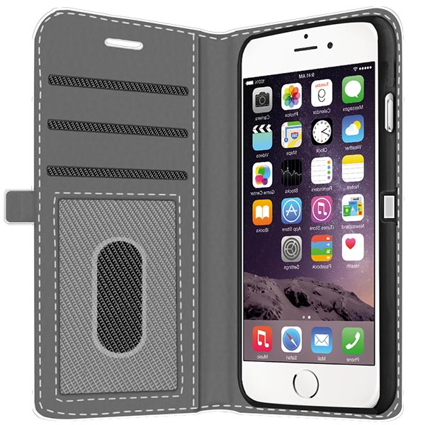 make your own iPhone 6 wallet case
