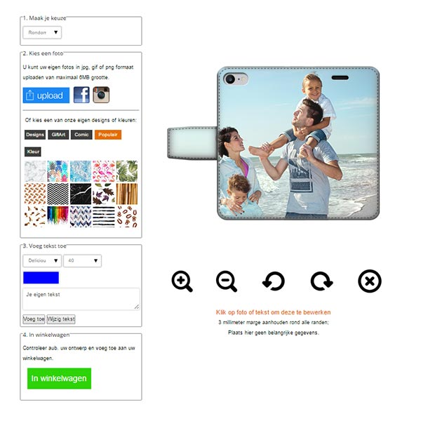 personalised phone cases iPhone 7