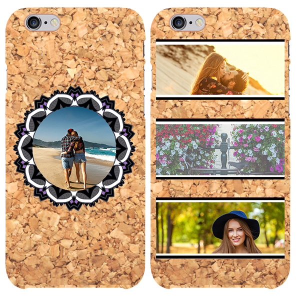 Make your own iPhone 6 cork case