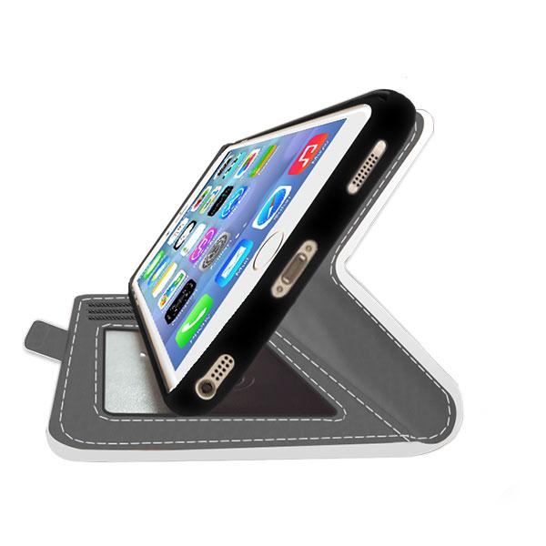 Personalised iPhone 5 wallet case