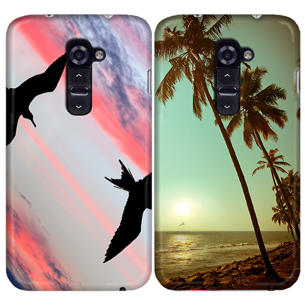 Design your own LG G2 phone case