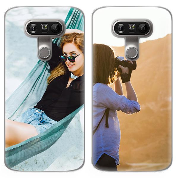 Personalised LG G5 phone case