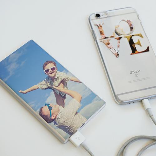 Personalised Xiaomi Powerbank Slim