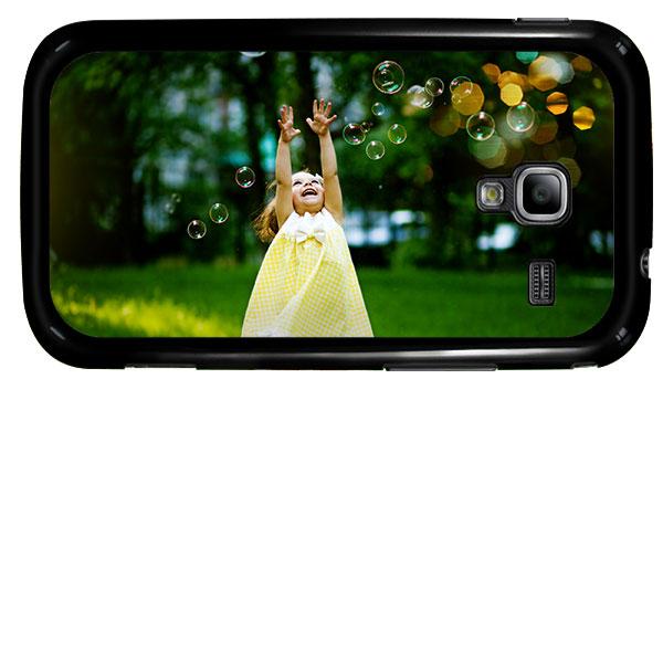 Samsung Galaxy Ace 2 Hardcase hoesje ontwerpen zwart of Wit