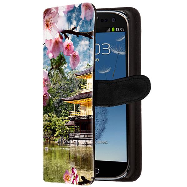 Personalised Samsung Galaxy S3 wallet case