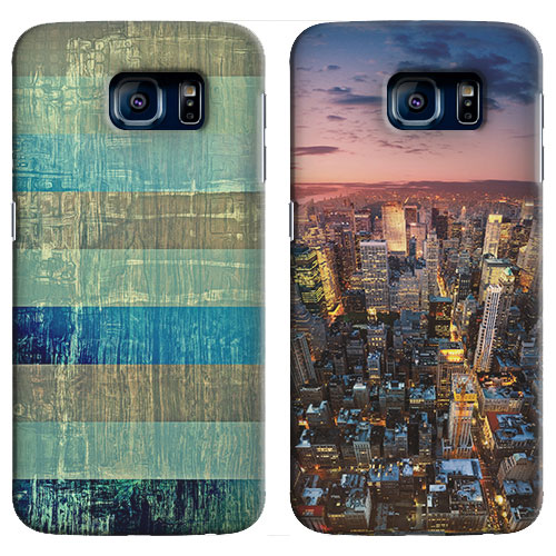 Make your own Samsung Galaxy S6 edge case