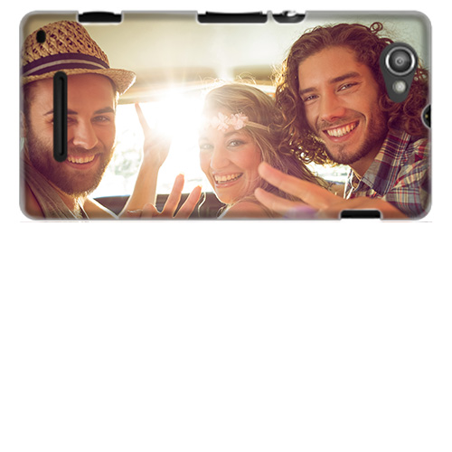 personalised sony xperia M case