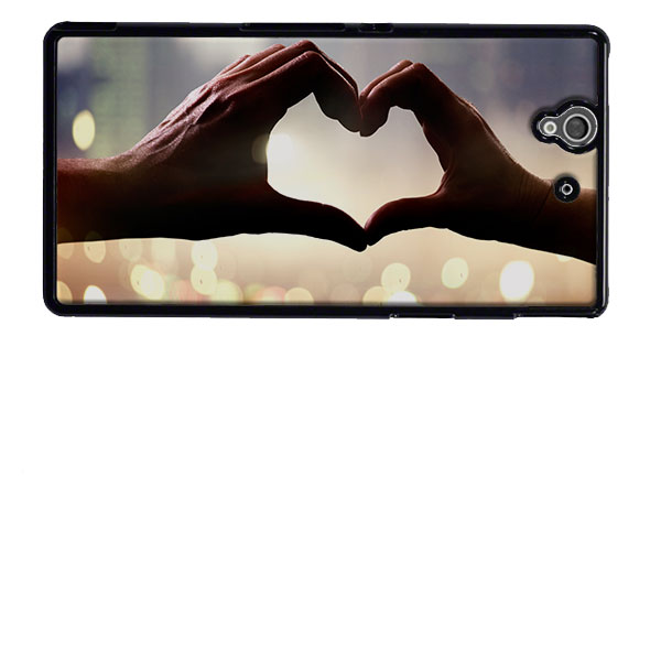 Personalised Sony Xperia Z phone case