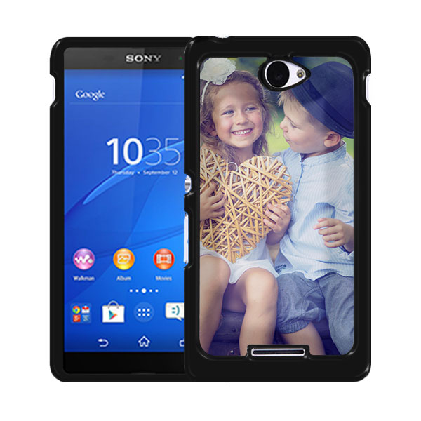 personalised Sony Xperia E4 hard case