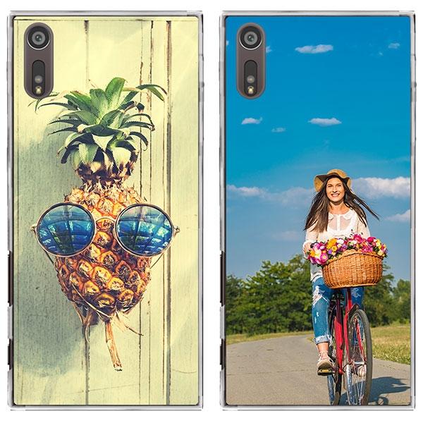 Sony Xperia XZ phone black case