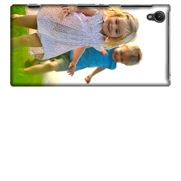 Personalised Sony Xperia Z1 full wrap case